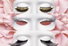 Основные эффекты наращивания ресниц: схемы и фото