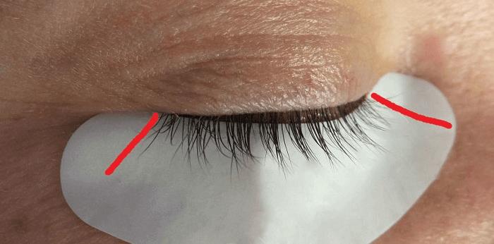 Разметка для наращивания ресниц – инструкция по созданию