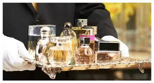 Отливанты парфюма