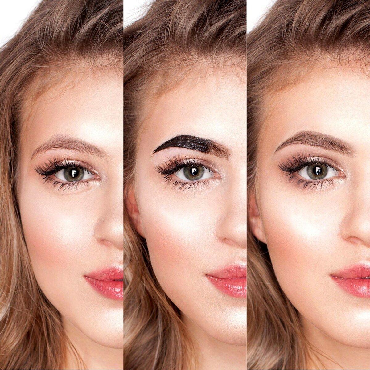 Как понять, какая форма бровей тебе подходит: подбор по типу лица