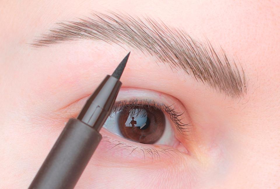 Как нарисовать брови карандашом поэтапно: фото инструкция для начинающих