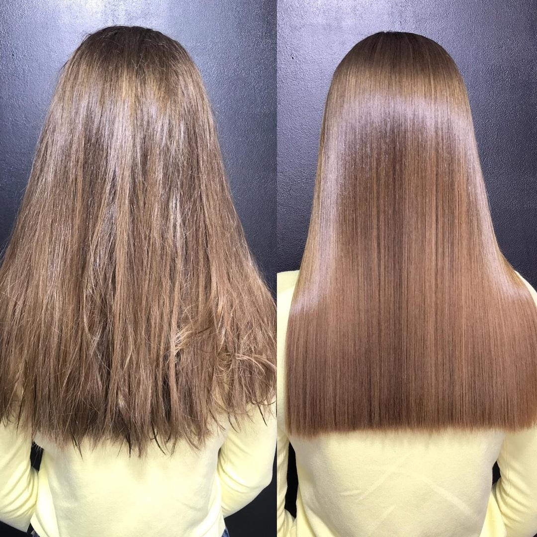 Ботокс для волос: что это такое за процедура, как делается, противопоказания, вреден ли, состав, сколько держится эффект